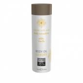 Съедобное масло для тела Body Oil LUXURY с ароматом ванили (75 мл)