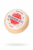 Бомбочка для ванны Возбуждающий цитрус с ароматом грейпфрута и пачули (70 г)