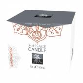 Массажная свечка с ароматом Сандала (130 г)