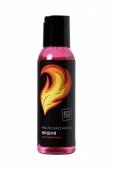 Разогревающее массажное масло Симфония любви с ароматом вишни (100 мл)
