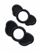 Два эрекционных кольца с ушками ELEPHANT RINGS