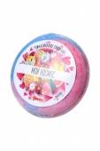 Бомбочка для ванны Мой космос с ароматом экзотических фруктов Yovee (70 г)