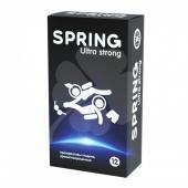 Ультрапрочные презервативы SPRING Ultra Strong (12 шт)