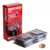 Презервативы Masculan тип 1 НЕЖНЫЕ (10 шт.)