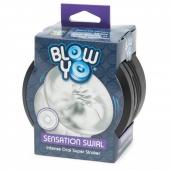 Стимулятор для пениса BlowYo Sensation Swirl