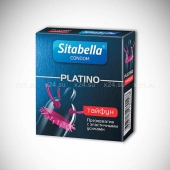 Стимулирующий презерватив Sitabella с усиками ТАЙФУН (1 шт)