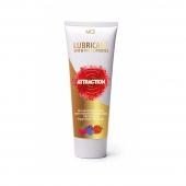 Лубрикант Flavored Lube на водной основе с ягодным ароматом и с феромонами (75 мл)