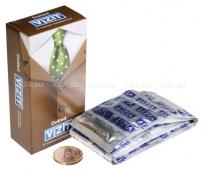 Презервативы VIZIT OVERTURE с пупырышками, 12 шт.