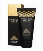 Гель для увеличения члена Titan Gel Gold Tantra (50 мл)