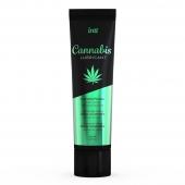 Увлажнящий интимный гель на водной основе с коноплей Cannabis (100мл)