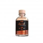 Возбуждающее массажное масло с согревающим эффектом и ароматом Aperol (30мл)