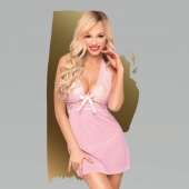 Розовый пеньюар Penthouse Sweet & spic L/XL