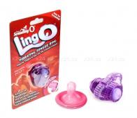 Виброкольцо на язык The Screaming O Ling O