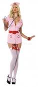 Похотливая медсестра (розовая)