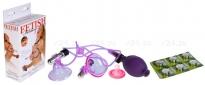 Вибро-помпы на соски Vibrating Nipple Pumps