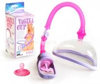 Помпа вагинальная Vagina Cup