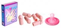 Стирательная резинка Шалун 6 штук