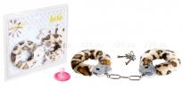 Наручники леопардовые Furry Fun Cuffs