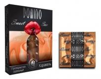 Оральный презерватив со вкусом КАРАМЕЛИ (3 шт)