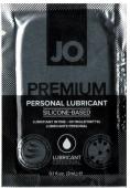 Нейтральный лубрикант на силиконовой основе System JO - Sachet Premium Lubricant 3 мл