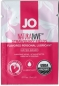 Натуральный лубрикант на водной основе System JO - Sachet Naturalove Usda Strawberry (Клубника) 3 мл