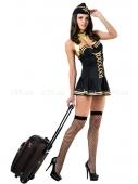 Милая стюардесса S/M