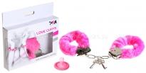Наручники розовые Love Cuffs