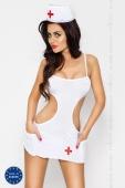Ролевой костюм медсестры Passion AKKIE SET SM