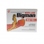 Bigman Wife Like (натуральный препарат) увеличение члена без операции (4 табл)
