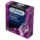 Презервативы классические Contex Classic №3 (3 шт.)