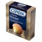 Презервативы с кольцами Contex Ribbed №3 (3 шт.)