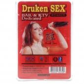 Druken SEX (BAR & KTV Dedicated) эффективный возбудитель для девушек (1 уп. 2 фл.)
