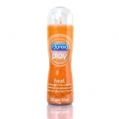 Интимная гель-смазка DUREX Play Heat с согревающим эффектом 50 мл