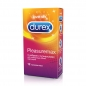 Презервативы с ребрами и пупырышками Durex Pleasuremax №12 (12 шт.)