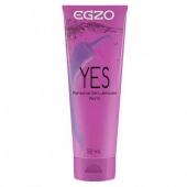 Лубрикант разогревающий на водной основе Egzo Yes 50 мл
