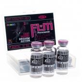 FLM Feromone (сильный женский возбудитель) капли без цвета и вкуса (4 фл. по 10 мл.)