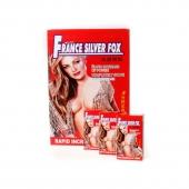 France Silver Fox (Серебряная Лиса Франция) препарат-возбудитель для женщин (5 мл)
