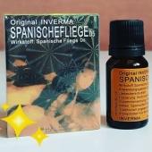 Возбуждающие капли для пары Original INVERMA Spanische Fliege D5 (шпанская мушка D5) (1 фл. 10 мл)