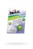 Презервативы Luxe КОНВЕРТ, Бермудский треугольник, яблоко, 18 см., 3 шт