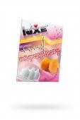 Презервативы Luxe КОНВЕРТ, Сексреаниматор, абрикос, 18 см., 3 шт.