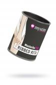 Минимастурбатор Mystim MasturbaTIN Ribbed Rita - ребристый рельеф (TPE, 4,5 см)