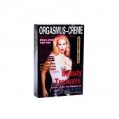 Женские Возбуждающие капли для женщин Orgasmus creme beauty treasure (1 фл. 12 мл.)