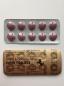 Super Vidalista (Тадалафил 20мг + Дапоксетин 60мг) препарат для увеличения сексуальной активности и длительности полового акта (10 таб.)