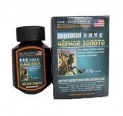 Препарат для потенции USA Black Gold «Американское черное золото» 16 капс.